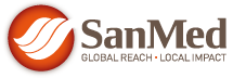 SanMed - Global Reach. Local Impact.